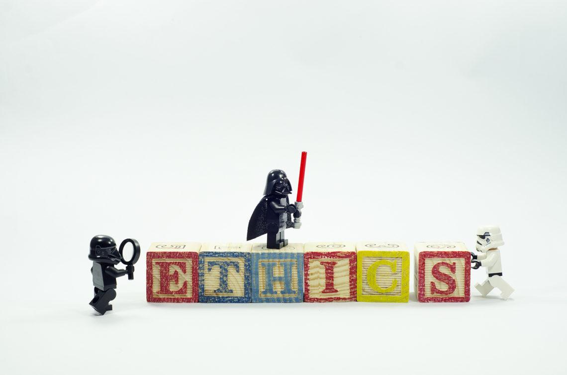 Ethics, lego, star wars